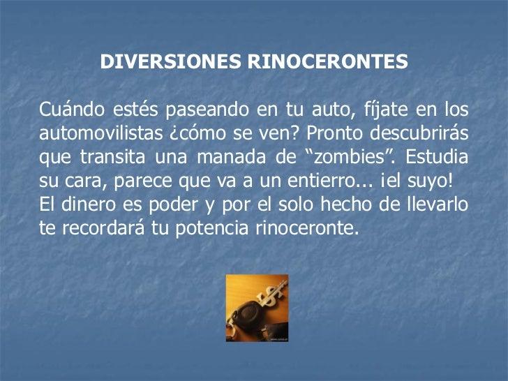 RINOCERONTE (RESUMEN LIBRO)