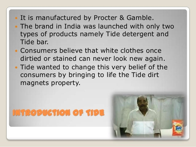 rin vs tide Ethics in advertising and marketing - authorstream presentation rin vs tide: rin vs tide this is the first time that hul has directly compared tide with rin.