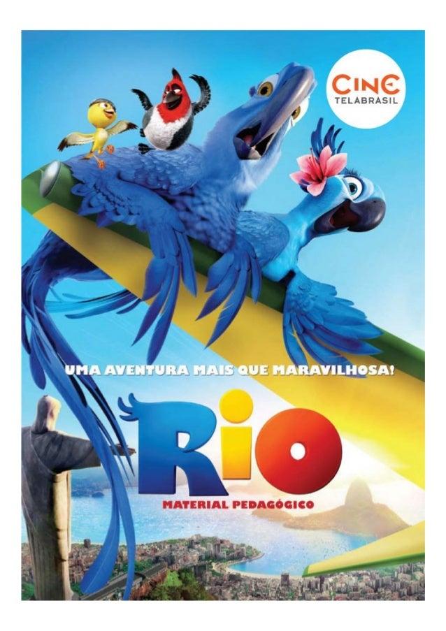 roteiro filme Rio