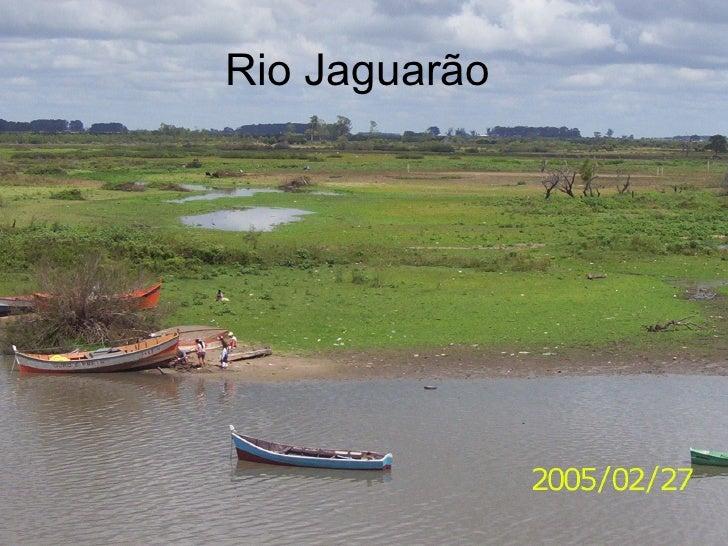 Rio Jaguarão