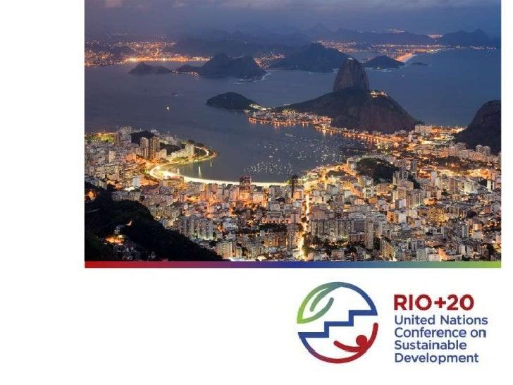 Conferência Rio+20<br />