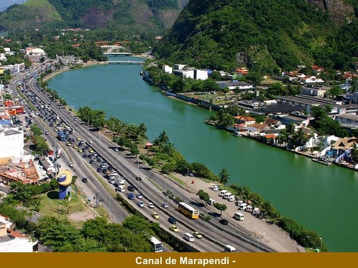 Canal de Marapendi - Barra