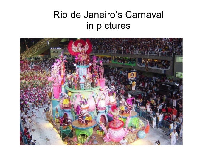 Rio de Janeiro's Carnaval in pictures