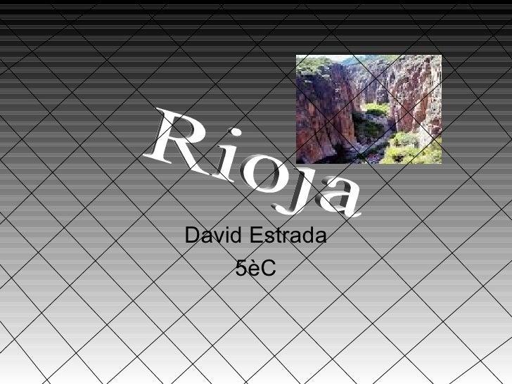 David Estrada 5èC Rioja