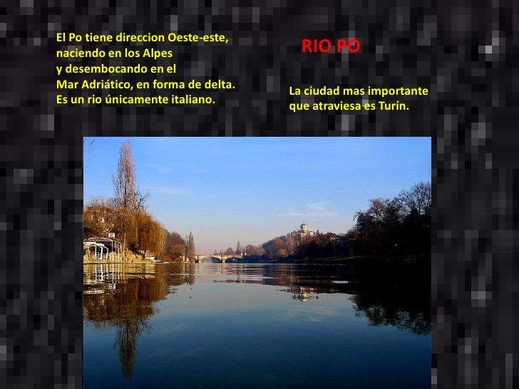 Importantes Ríos De Suiza: Rios Y Ciudades De Europa