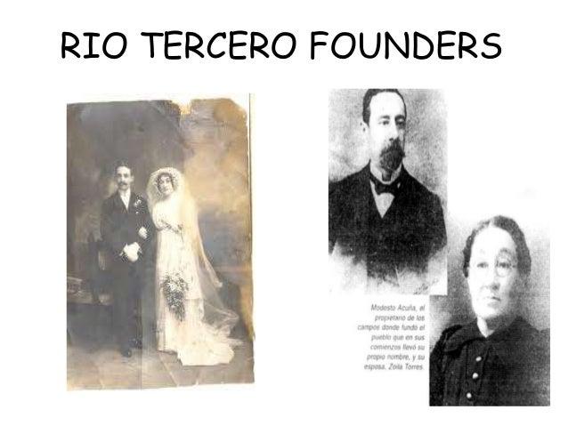 RIO TERCERO FOUNDERS
