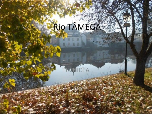 Rio TÂMEGA  TECNICEA