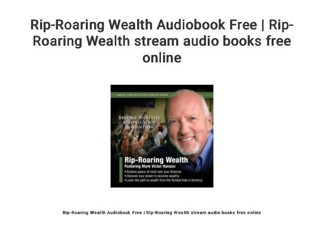 stream audio rip