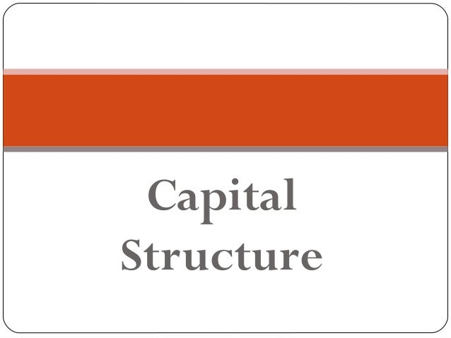 Change in the capital structure ipo meaning