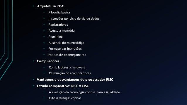 ArquiteturaRisc_GabiCoelho Slide 3