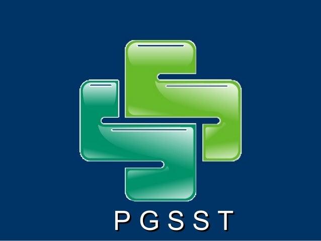 P G S S TP G S S T