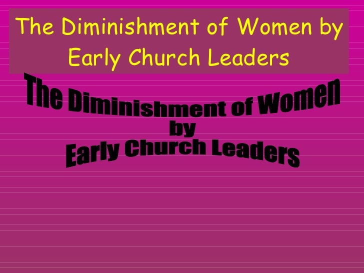 """the role of women in the christian faith Women – """"the role of women in the church 1  christian women play a vital role in the life of every  for salvation through faith which is in christ jesus ."""