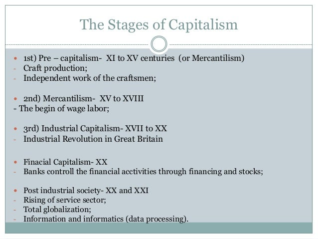 the economic institutions of capitalism essay Economic stability in a capitalist market is unstable due to fluctuations in inflation, unemployment as well as real economic growth income distribution capitalism renders unequal distribution of income in the economy income is distributed in accordance to the skills and qualifications an individual possesses.