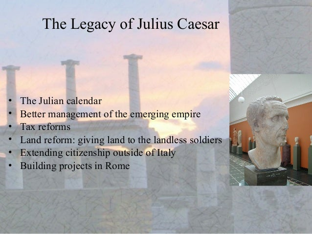 the advancing of julius caesars political career This is pure speculation on my part, but i can picture the senate thinking, hmm pissing off all those soldiers might be dangerous, but if we treat caesar's war grant as legitimate, it could appear to give credibility to caesars war.