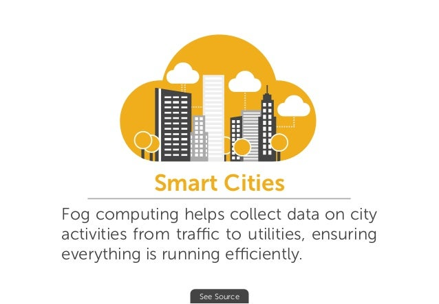Fog computing helps collect data on city activities from traffic to utilities, ensuring everything is running efficiently....