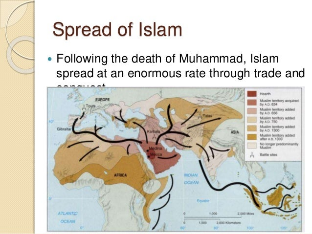 how muhammad spread islam choice image