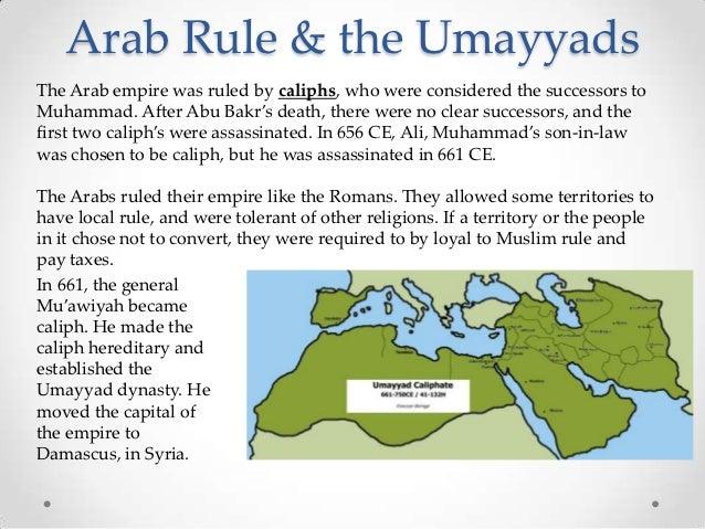 Rise of islam & arab empires