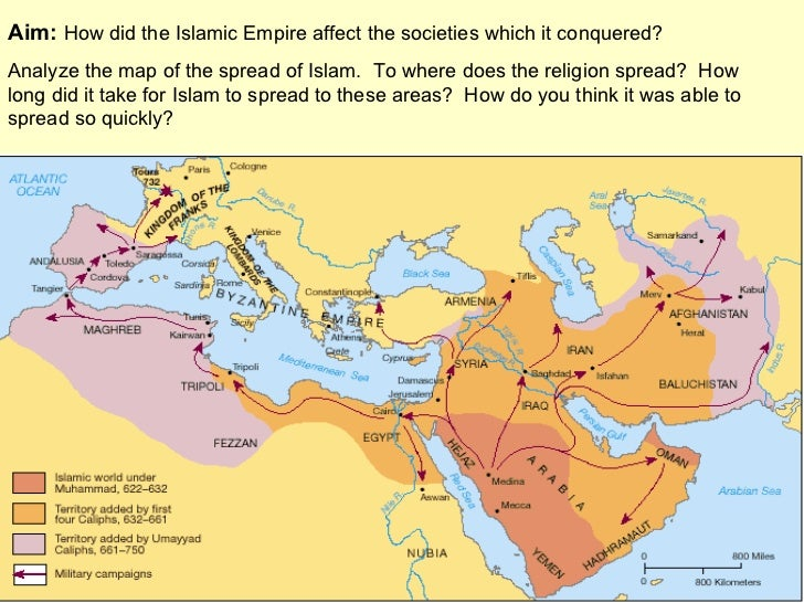 why did islam spread so quicly From the famous program  islam & muslims  introduced by yusuf estes if we ask ourselves this question: + why islam spread so fast and spreading faster even.