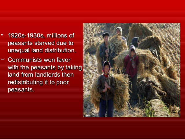 Rise of Mao to Modern China Slide 3