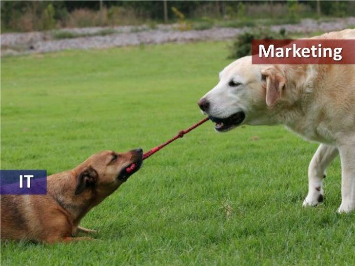 Marketing<br />IT<br />