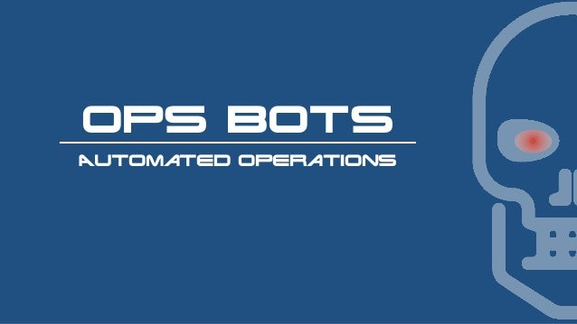 Service bots Automate your Service