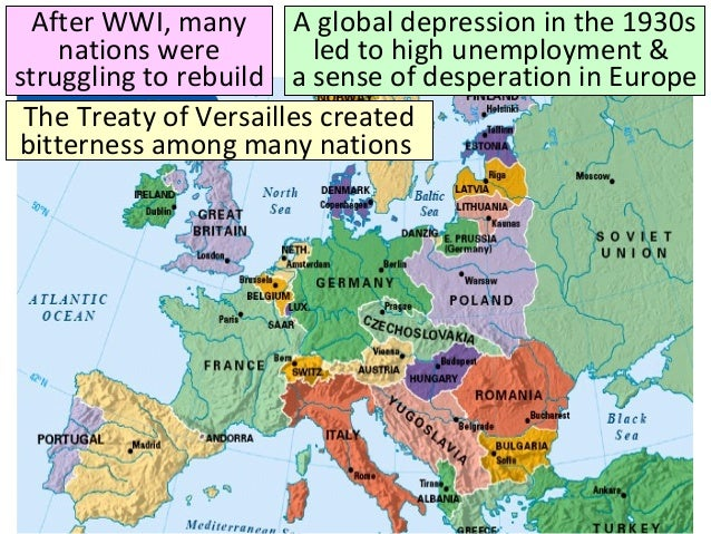 the rise of totalitarianism in europe What factors caused the rise of totalitarianism germany and italy prior to world war 2.