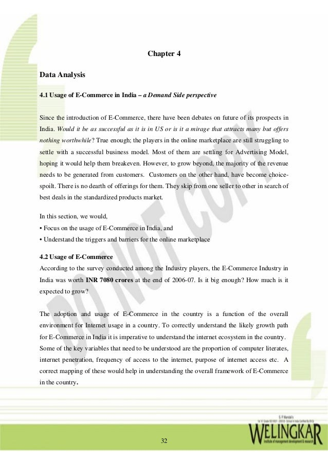 future of e commerce essay