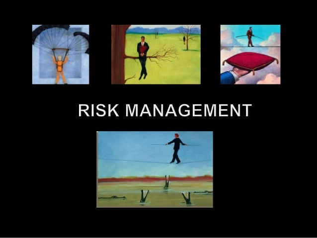 o WHAT is a RISK? o WHAT risk management entails o Types of business and investors risks o Steps of risk management o Conc...