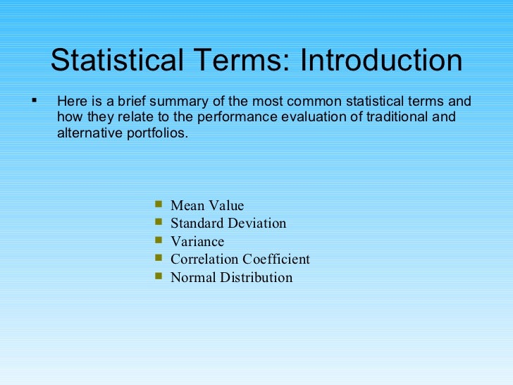 risk and return analysis on common The relationship between risk and return is a fundamental concept in finance theory, and is one of the most important concepts for investors to understand a widely used definition of investment risk, both in theory and practice, is the uncertainty that an investment will earn its expected rate of return.