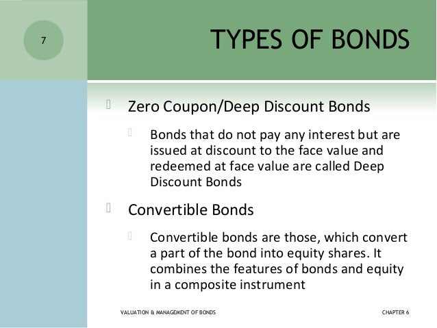 Zero coupon compulsorily convertible debentures