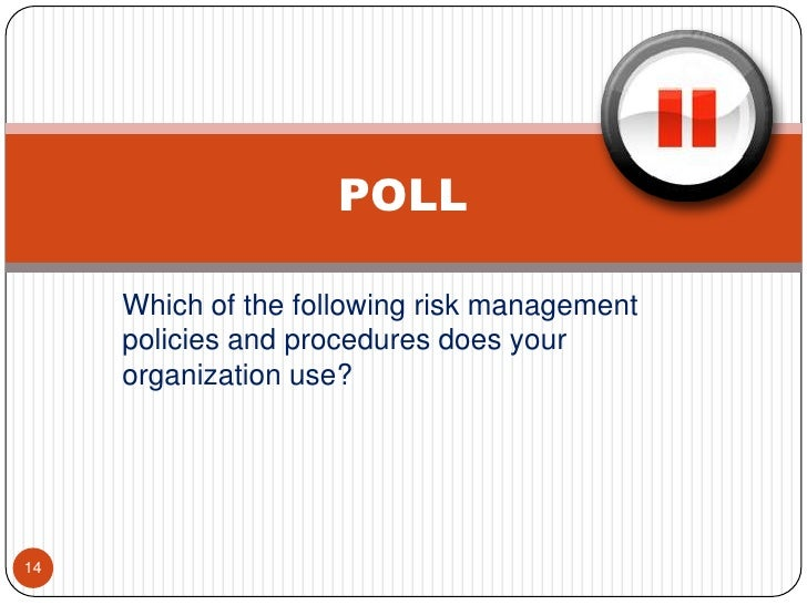 Risk Assessment Protecting Your Organization And Volunteers