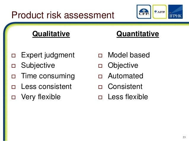... Corporate Banking; 23. 23 Product Risk Assessment ...