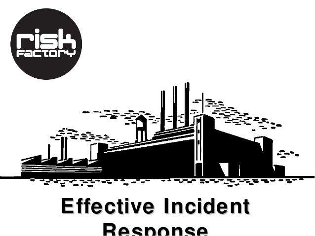 Effective Incident