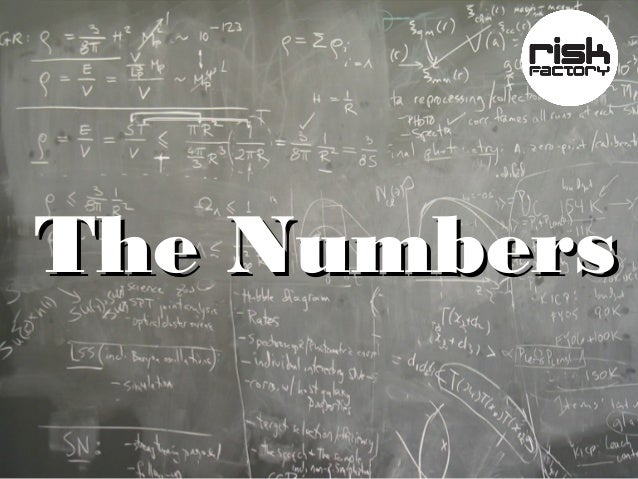 The NumbersThe Numbers