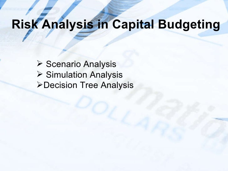 capital budgeting explained Issues in capital budgeting what is capital budgeting the process of making and managing expenditures on long-lived assets allocating available capital amongst investment opportunities what are the issues.