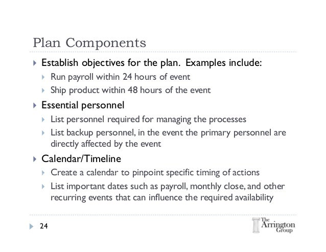 Risk Management Business Continuity Planning and Management – Risk Management Plan Example for Business