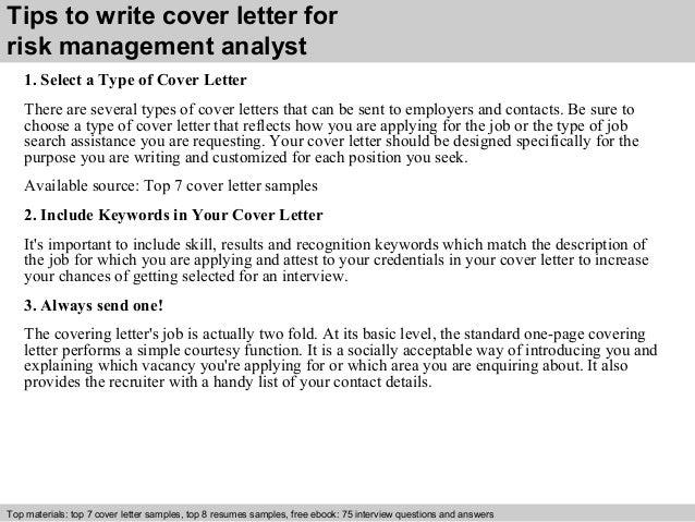 management analyst cover letter - Paso.evolist.co
