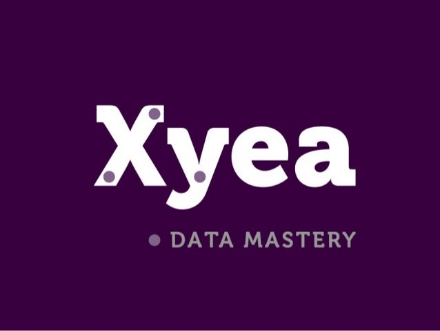 Comply with Standards &Minimise Risk using Xyea          Pat Reidy, CEO