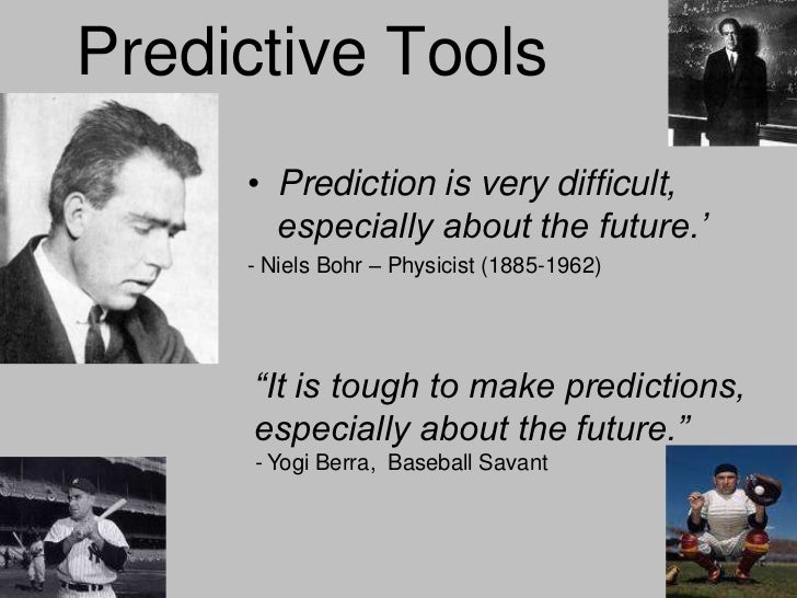Bohr Leads Berra But Yogi Closing Gap >> Risk Management