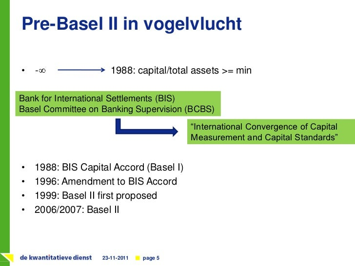 compliance of basel 2 in credit Basel iii uses credit ratings of certain assets to establish their risk coefficients in comparison to basel ii, basel iii strengthened regulatory capital ratios, which are computed as a percent .