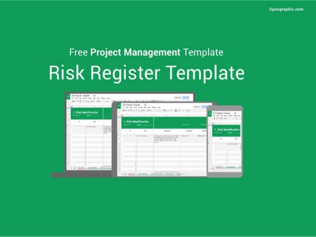 Risk Register Template For Excel Google Sheets And Libreoffice Calc