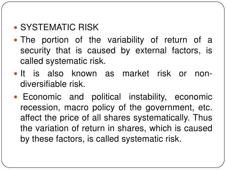 analysis of the risk return profiles The risk–return spectrum is the relationship between the amount of return gained  on an investment and the amount of risk undertaken in that investment.