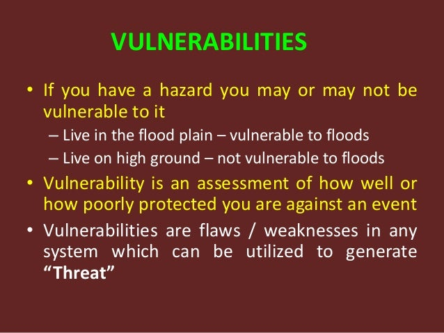 threats and vulnerabilities In the knowledge base, you will find various articles about common threats, a general classification of malware and unwanted messages, and a brief historical overview of the evolution of these and many other threats.