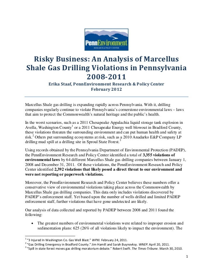 Marcellus Shale Natural Gas Jobs