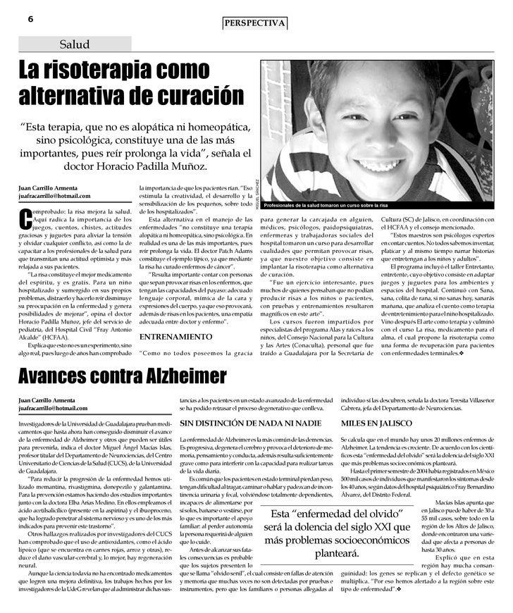 6                                                                                    PERSPECTIVA                 SaludLa r...