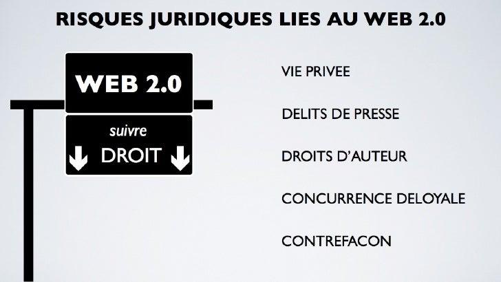 Atelier T3  - Les risques juridiques du e-tourisme et des réseaux sociaux - Salon e-tourisme Voyage en Multimédia Slide 3