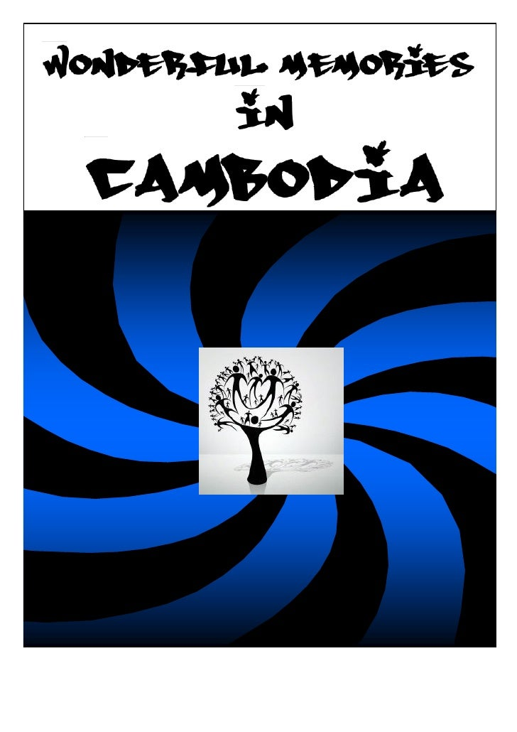 The Cambodia trip was absolutely awesome! I had agreat time with my friends, we get to know each othermore! We had so much...