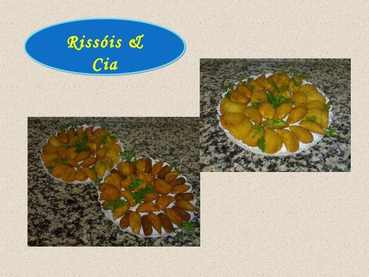 Rissóis & Cia