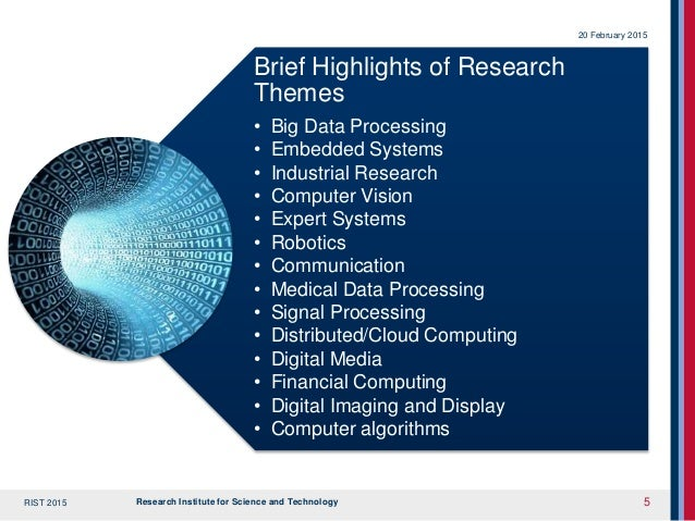 Rist research
