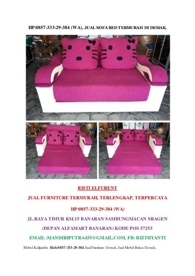 Groovy Hp 0857 333 29 384 Wa Jual Sofa Bed Termurah Di Demak Spiritservingveterans Wood Chair Design Ideas Spiritservingveteransorg